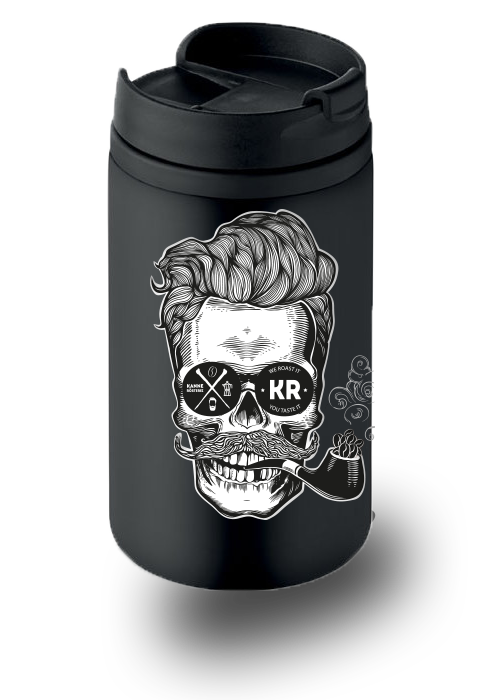 "To-Go Becher ""Coffee Skull"""